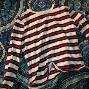 striped long sleeve ~ s